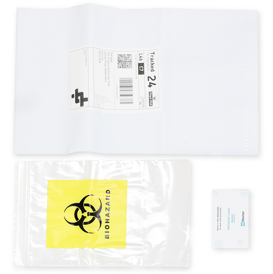 COVID-19 Corona virus home test kit