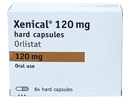 Xenical 120mg (Branded or Generic)